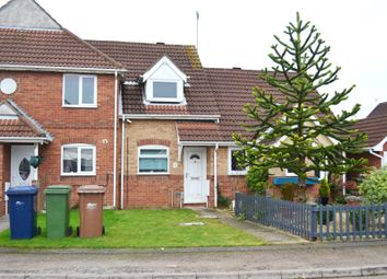 Thumbnail 1 bedroom terraced house for sale in Armada Close, Wisbech