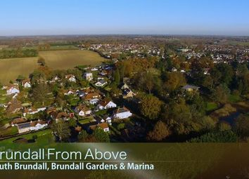 Thumbnail 4 bed detached house for sale in Plot 5, Station New Road, Brundall, Norwich