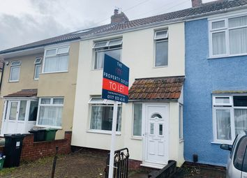 4 bed terraced house to rent in Bridgman Grove, Filton, Bristol BS34