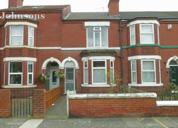 Thumbnail 3 bed terraced house for sale in Ravensworth Road, Hyde Park, Doncaster.