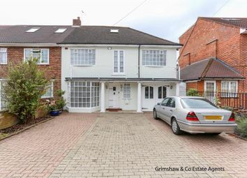 Thumbnail 4 bed semi-detached house to rent in Mayfield Road, West Acton, London