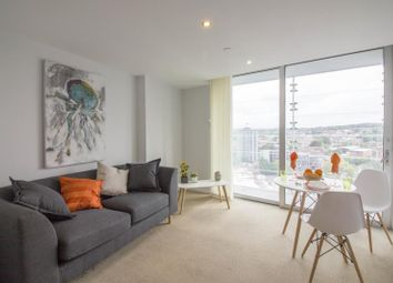 Thumbnail Studio to rent in Velocity Tower, St. Mary's Gate, Sheffield