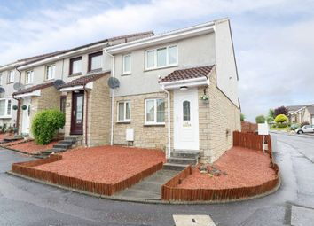 Thumbnail 1 bed end terrace house for sale in Mure Avenue, Kilmarnock, East Ayrshire