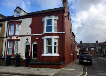 Thumbnail 4 bed flat for sale in Stuart Road, Walton, Liverpool