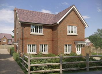 Thumbnail 2 bed property for sale in Warnford Road, Corhampton, Southampton