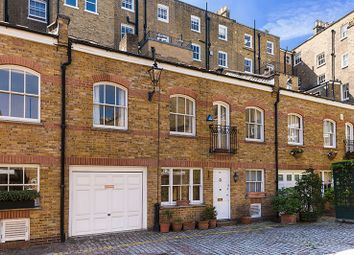 Thumbnail 3 bed terraced house for sale in Onslow Mews West, London
