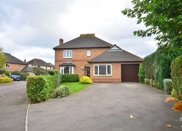 Thumbnail 4 bed detached house for sale in The Chase, Abbeydale, Gloucester