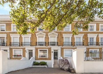 Ordnance Hill, St John's Wood, London NW8. 4 bed terraced house