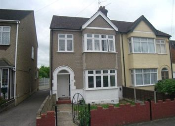 Thumbnail 3 bedroom property to rent in Minster Way, Hornchurch