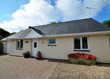 Thumbnail 3 bed detached bungalow for sale in Fore Street, Grampound Road, Truro, Cornwall