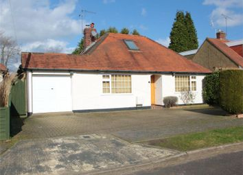 Thumbnail 4 bed detached bungalow for sale in Maple Grove, Woking