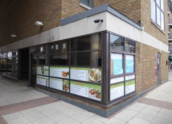 Thumbnail Retail premises to let in Meridian Place, London