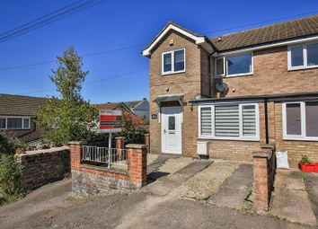 Thumbnail 3 bed end terrace house for sale in Forest Road, Cinderford