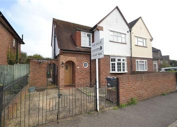 Thumbnail 3 bed semi-detached house for sale in Southville Close, Feltham