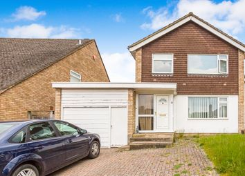 Thumbnail 3 bedroom link-detached house to rent in Radstock Lane, Earley, Reading