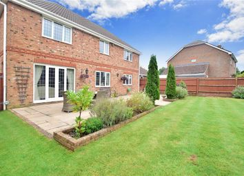 Thumbnail 5 bed detached house for sale in Rectory Lane, Ashington, West Sussex