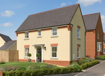 "Thumbnail 3 bedroom detached house for sale in ""Hatton"" at Northfield Lane, Barnstaple"
