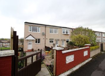 Thumbnail 2 bed end terrace house for sale in Collessie Drive, Glasgow