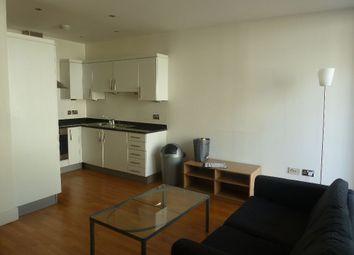 Thumbnail 1 bedroom flat to rent in Hamond Square, London