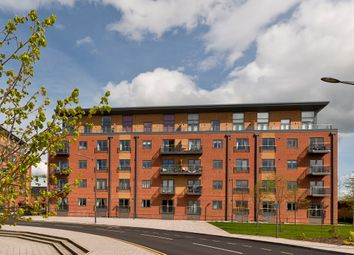Thumbnail 2 bed flat for sale in Woodhouse Close, Worcester