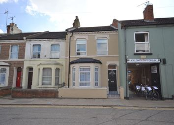 Thumbnail 3 bed terraced house for sale in Clare Street, The Mounts, Northampton