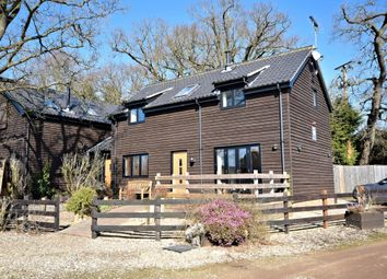 Thumbnail 2 bed semi-detached house for sale in Wayford, Norwich