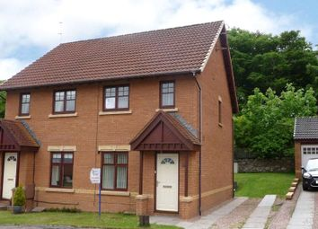 Thumbnail 2 bed semi-detached house to rent in 7 Wellside Circle, Kingswells, Aberdeen