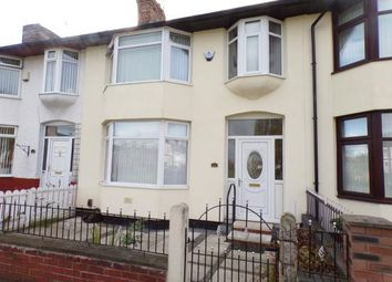Thumbnail 3 bed terraced house for sale in Willowdale Road, Walton, Liverpool, Merseyside