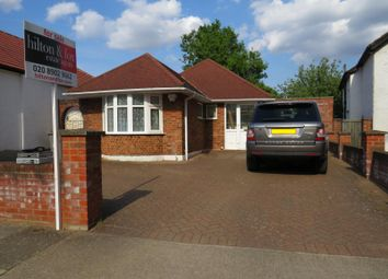 Thumbnail 3 bed bungalow for sale in Repton Avenue, Wembley, Middlesex