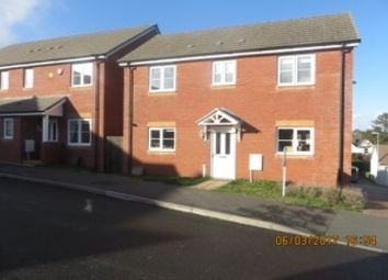 Thumbnail 3 bed detached house to rent in Orchard Grove, Newton Abbot