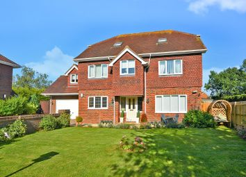 Thumbnail 5 bed detached house for sale in Mill Lane, Hawkinge, Folkestone