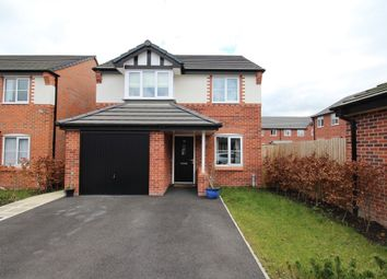 Thumbnail 3 bed detached house for sale in Wells Avenue, Lostock Gralam, Northwich