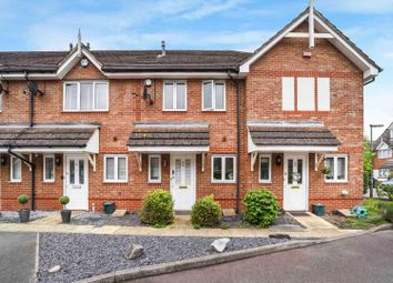 Thumbnail 2 bed terraced house to rent in Campbell Close, Byfleet, West Byfleet