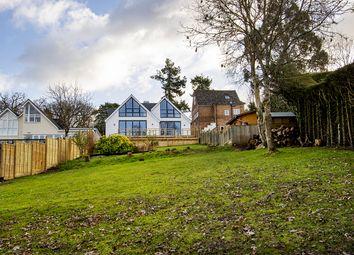 Thumbnail 4 bed detached house for sale in Wrecclesham Hill, Wrecclesham, Farnham