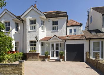 Thumbnail 4 bed semi-detached house for sale in Marksbury Avenue, Kew