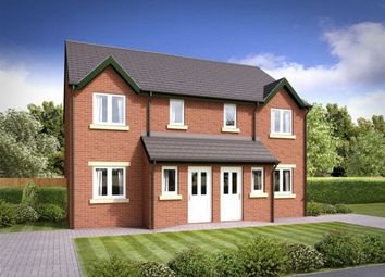 Thumbnail 3 bed semi-detached house for sale in The Gilpin - Plot 36, Barrow-In-Furness, Cumbria