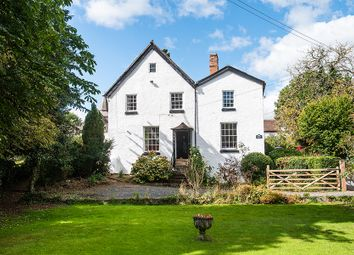 Thumbnail 6 bed farmhouse for sale in Lockhill, Upper Sapey, Worcester