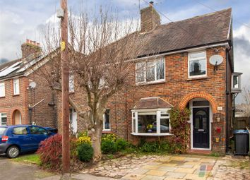 Thumbnail 4 bed semi-detached house for sale in Gordon Road, Haywards Heath