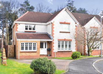 Thumbnail 4 bedroom detached house for sale in Fernlea, Bearsden, East Dunbartonshire
