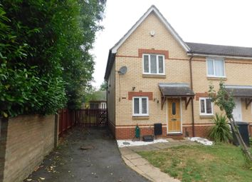Thumbnail 2 bed semi-detached house to rent in Headingley Close, Leicester