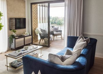 Thumbnail 2 bed flat for sale in Apartment D.3.1, Crisp Road, London
