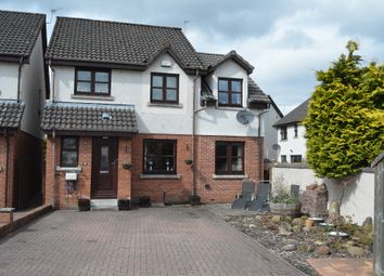 Thumbnail 5 bed detached house for sale in Castle Avenue, Airth, Falkirk