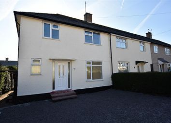 Thumbnail 3 bed end terrace house for sale in Dungannon Road, Clifton, Nottingham