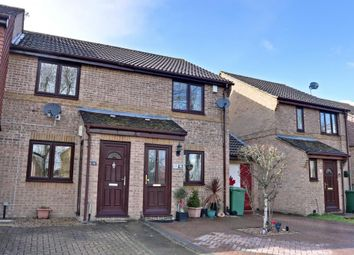 Thumbnail 2 bed terraced house for sale in Southlands, Chineham, Basingstoke