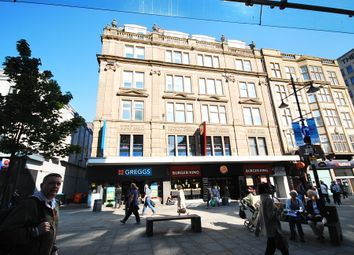 Thumbnail 1 bedroom flat to rent in Northumberland Street, Newcastle Upon Tyne