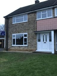 Thumbnail 3 bed semi-detached house to rent in Bridges Road, Scunthorpe
