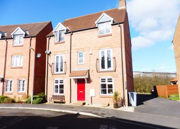 Thumbnail 5 bedroom detached house for sale in Mulberry Close, Desborough, Kettering