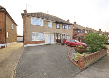 Thumbnail 3 bed semi-detached house for sale in Woodbrooke Way, Corringham, Essex