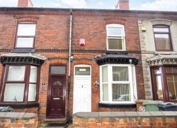 Thumbnail 3 bed terraced house for sale in Beacon Street, Walsall