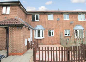 Thumbnail 1 bedroom terraced house for sale in Millfield Drive, Camblesforth, Selby